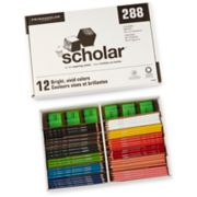 288 colored pencil and erasers set image number 0