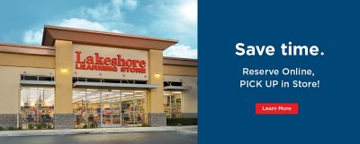 image about Lakeshore Learning Printable Coupons called Lakeshore® Trainer Shipping and delivery Keep Best-High-quality Discovering