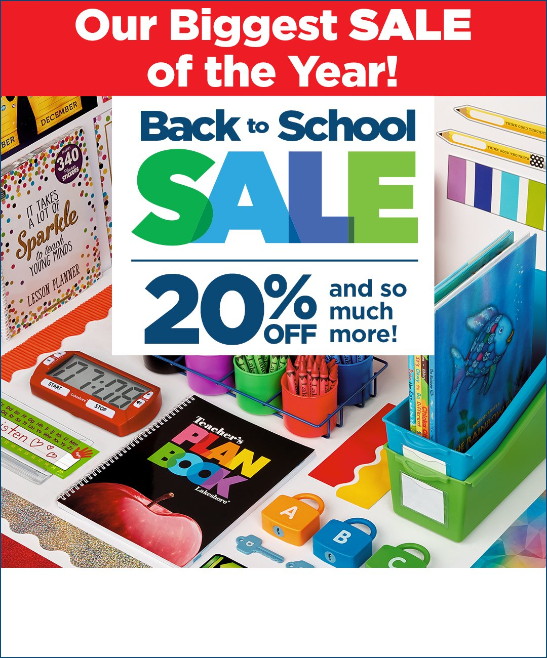 Lakeshore® | Teacher Supply Store | Top-Quality Learning Products