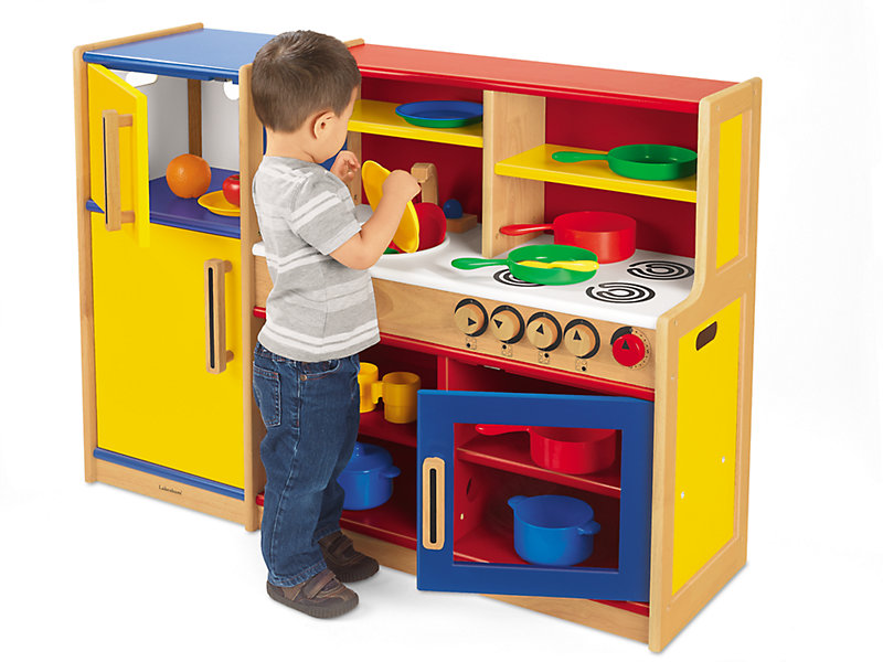 Pretend & Play Toddler Kitchen