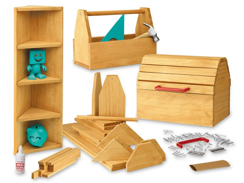 Young Woodworker S Project Kit