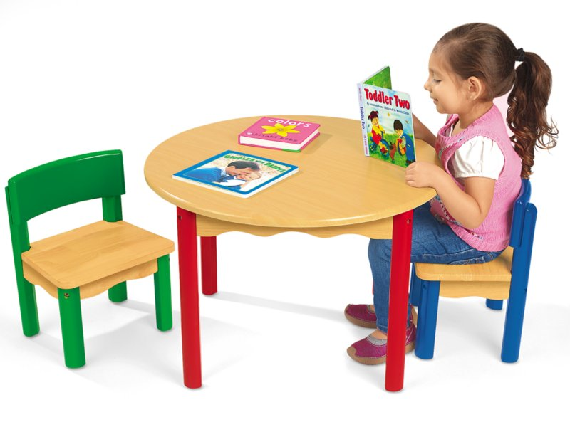 Toddler Tough Table Chairs Set