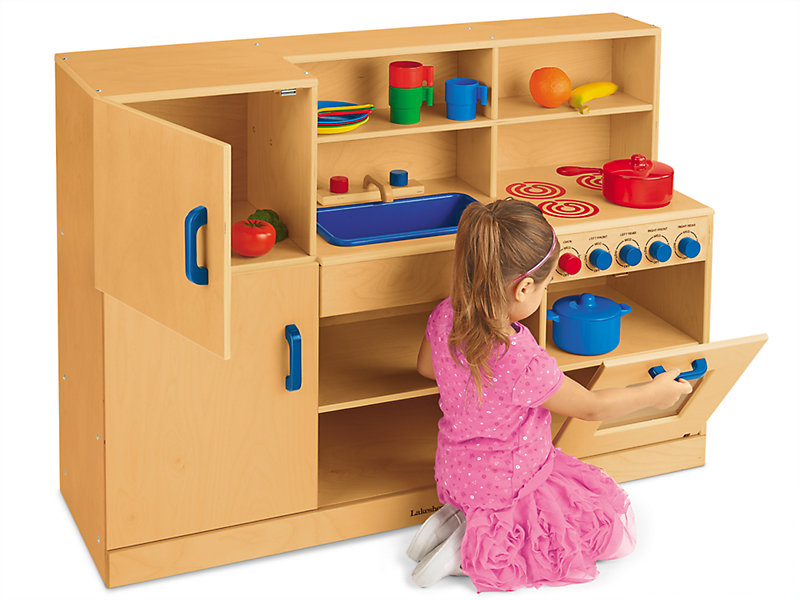 All In One Toddler Kitchen