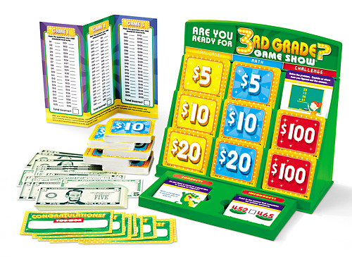 Are You Ready for 3rd Grade? Game Show®