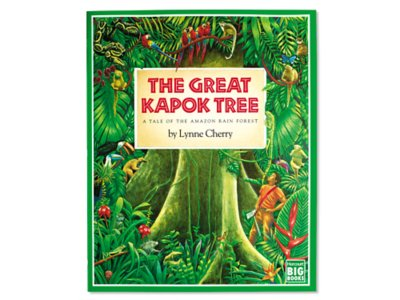 The Great Kapok Tree Big Book At Lakeshore Learning