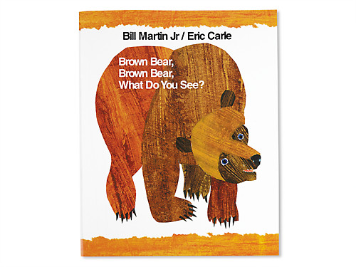 Shocking image regarding brown bear brown bear printable books