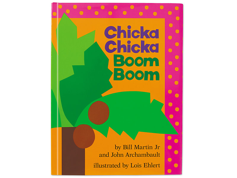Chicka Chicka Boom Boom Hardcover Book at Lakeshore Learning - photo#19