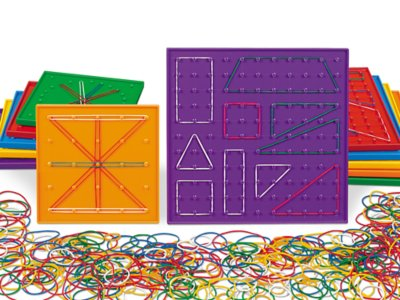 Best Buy Geoboards Set Of 6 At Lakeshore Learning