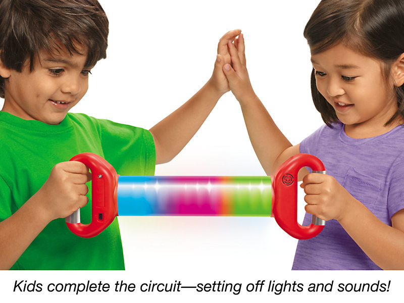 Light & Sound Touch Circuit