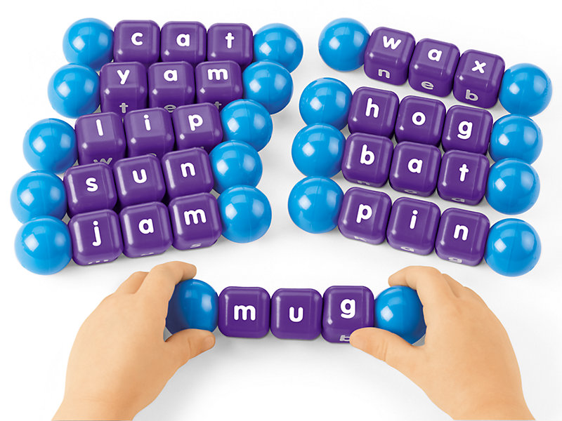 Twist Turn 3 Letter Word Builders Set Of 10 At Lakeshore Learning