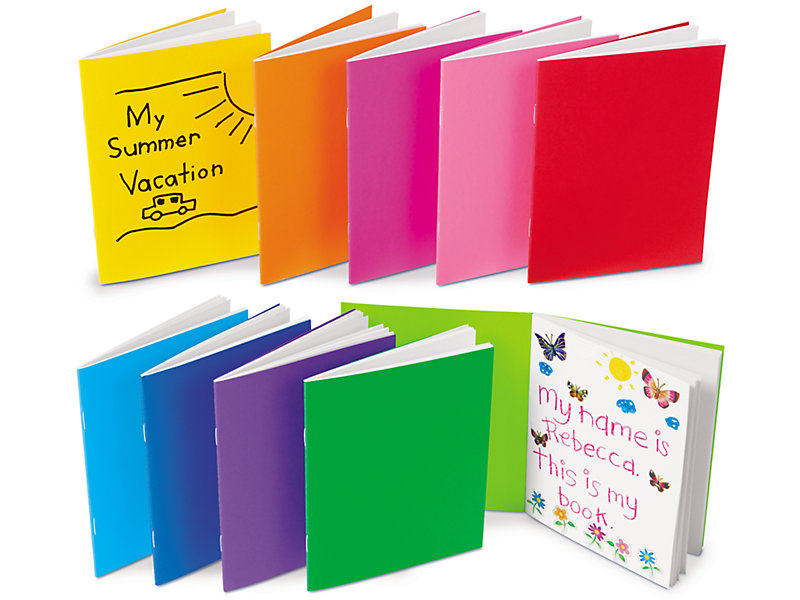 create your own mini books set of 10 at lakeshore learning