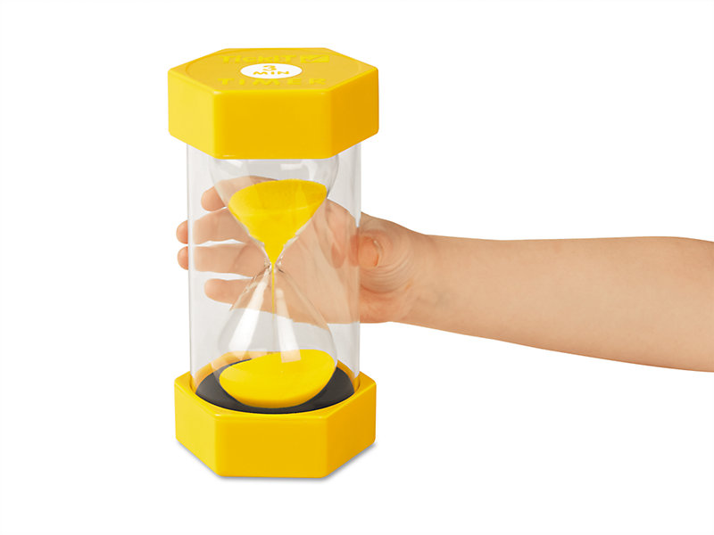 Giant Sand Timer - 3 Minutes