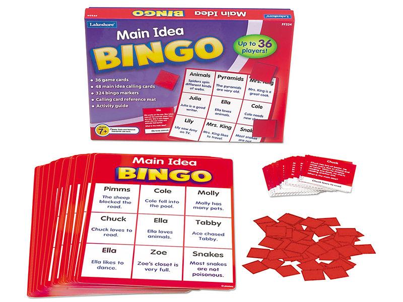 Main Bingo