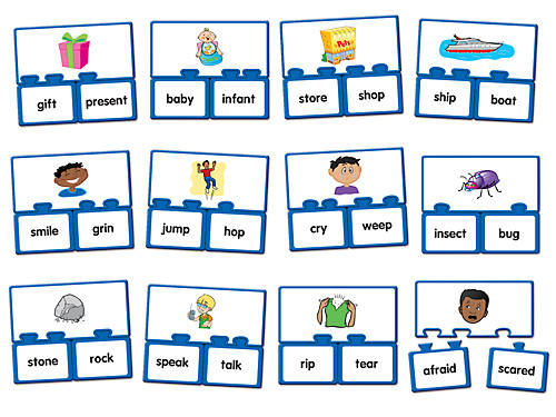 synonyms match antonyms ups cards words lakeshore learning action antonym flash close window zoom vocabulary sharpen ff477 larger portion move