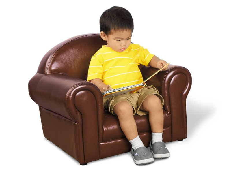 Just Like Home Toddler Comfy Chair At