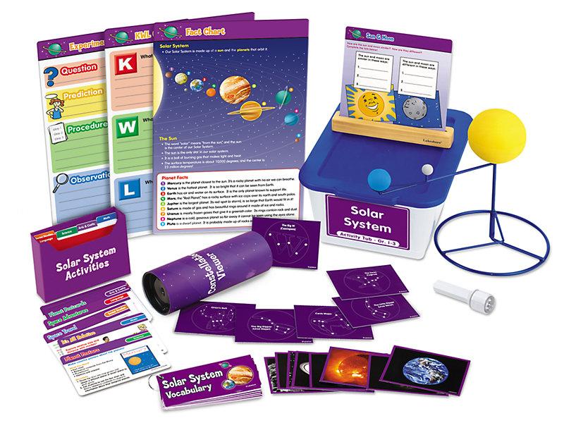 Solar System Activity Tub Gr 1 3