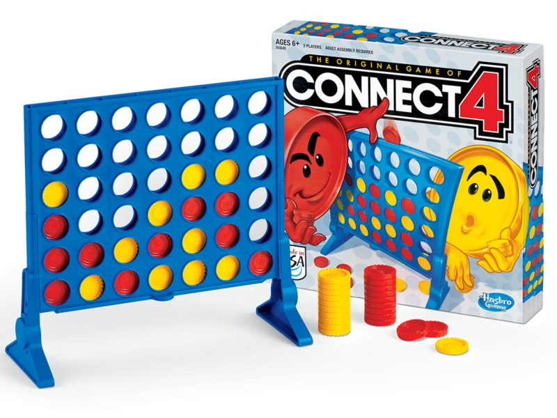 Connect 4 Game at Lakeshore Learning