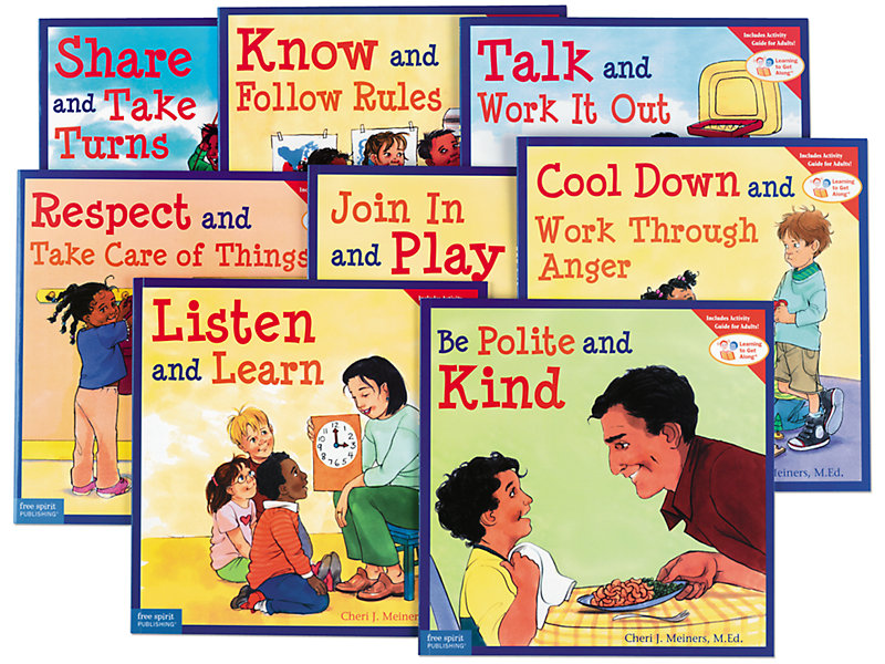 Learning to Get Along® Book Set