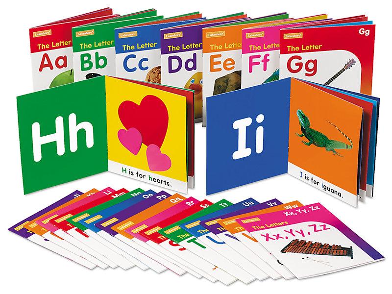 English Alphabet Books at Lakeshore Learning