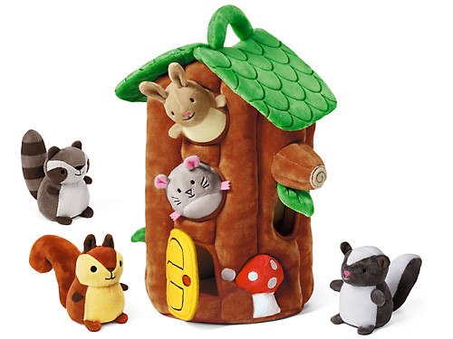 Forest Friends Treehouse At Lakeshore Learning 3d fantastic cartoon tree house branch cartoon dream, formats obj, fbx, ma, mb, ready for 3d animation and other 3d projects. forest friends treehouse