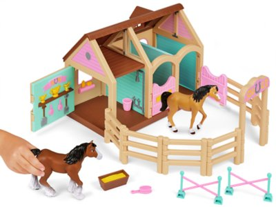 picture regarding Grooming Tools for Horses Printable Worksheet known as Worthwhile Ponies Playset