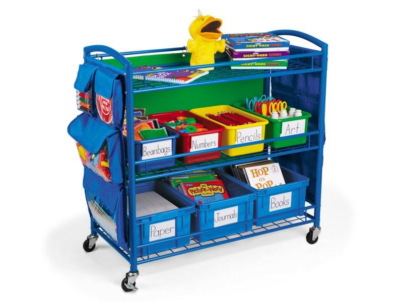 All Purpose Teaching Cart At Lakeshore Learning