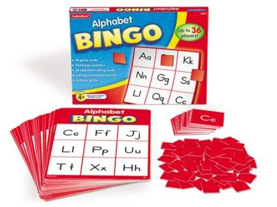 image regarding Alphabet Bingo Printable identified as Alphabet Bingo