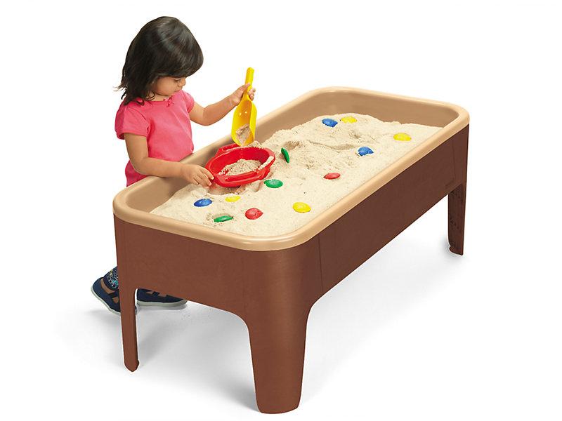 Toddler Sand Amp Water Table Natural Colors At Lakeshore