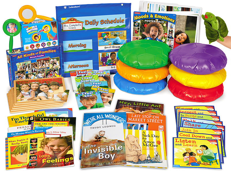 Social-Emotional Competence Support Kit for Preschool Programs
