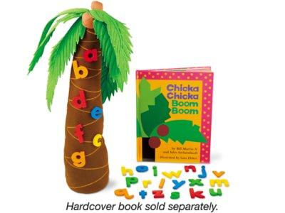 photograph relating to Chicka Chicka Boom Boom Tree Printable named Recreation Tree for Chicka Chicka Increase Increase