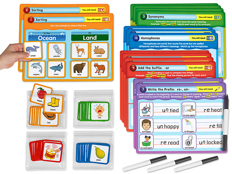 English Language Development Vocabulary Center