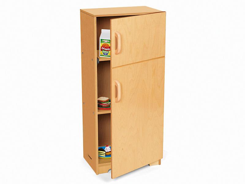 Lakeshore Hardwood Refrigerator At Lakeshore Learning