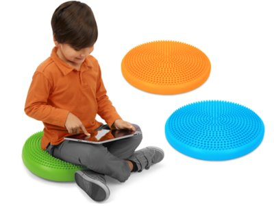 Flex Space Wobble Cushions At Lakeshore Learning