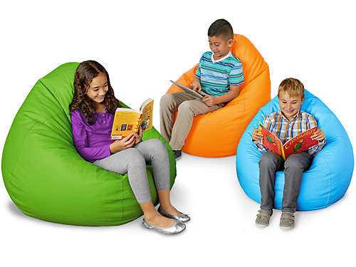 Flex Space Beanbag Seats At Lakeshore Learning