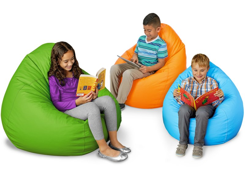 Fabulous Flex Space Beanbag Seats Bralicious Painted Fabric Chair Ideas Braliciousco