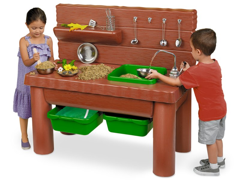 Pump & Play Mud Kitchen at Lakeshore Learning
