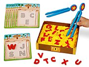 Find the Letter Activity Center