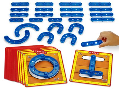 Build the Letter Activity Center at Lakeshore Learning