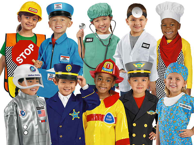 Lakeshore Career Costume Set At Lakeshore Learning