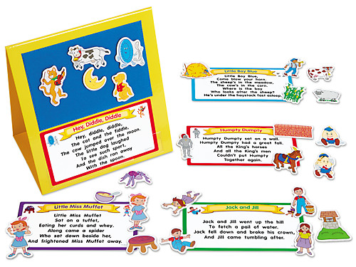 Nursery Rhyme Kit At Lakes Learning