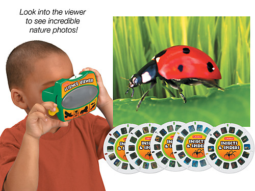Insects Spiders Science Viewer At Lakeshore Learning Jojo blox 2 new enchants, stands & more! insects spiders science viewer