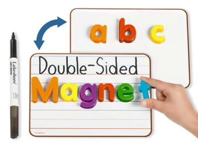 Double Sided Magnetic Write Amp Wipe Mini Board At Lakeshore