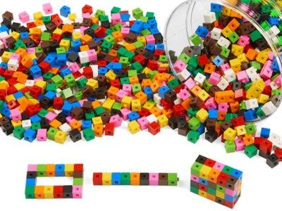 image regarding Centimeter Cubes Printable titled Linking Centimeter Cubes