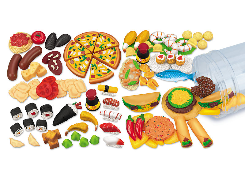 Best Food Toys : Best buy multicultural play food assortment at lakeshore