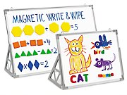 Magnetic Write & Wipe Boards