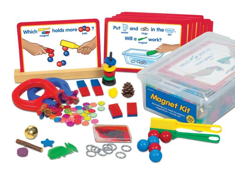 793ac22e0 Lakeshore Magnet Kit at Lakeshore Learning