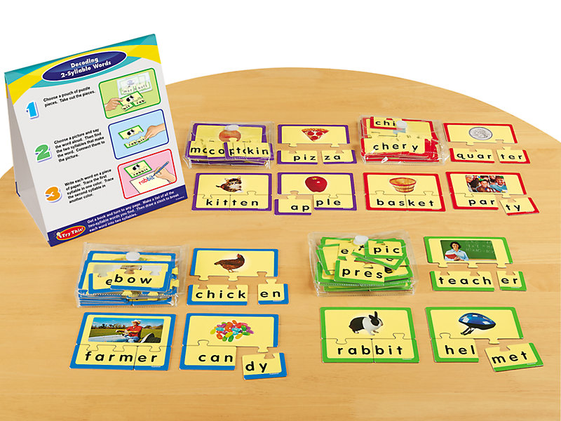 Decoding 2 Syllable Words Instant Learning Center At Lakeshore