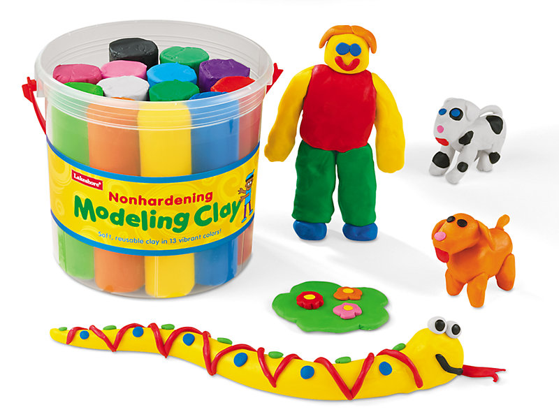 Easy Modeling Clay Crafts