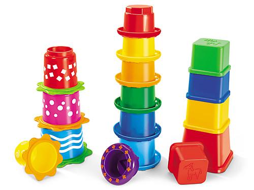 Stack & Nest Sensory Toys at Lakeshore Learning