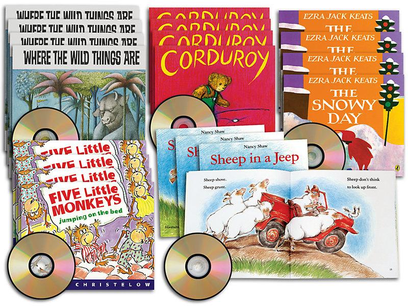 Classroom Classics Read-Alongs - Set 1